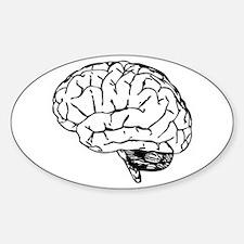Brain Decal