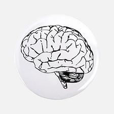 "Brain 3.5"" Button"
