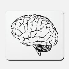 Brain Mousepad
