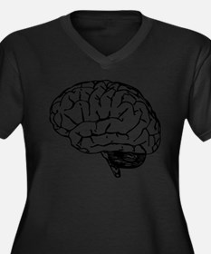 Brain Plus Size T-Shirt