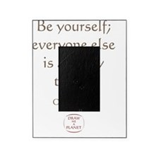 BE YOURSELF Picture Frame