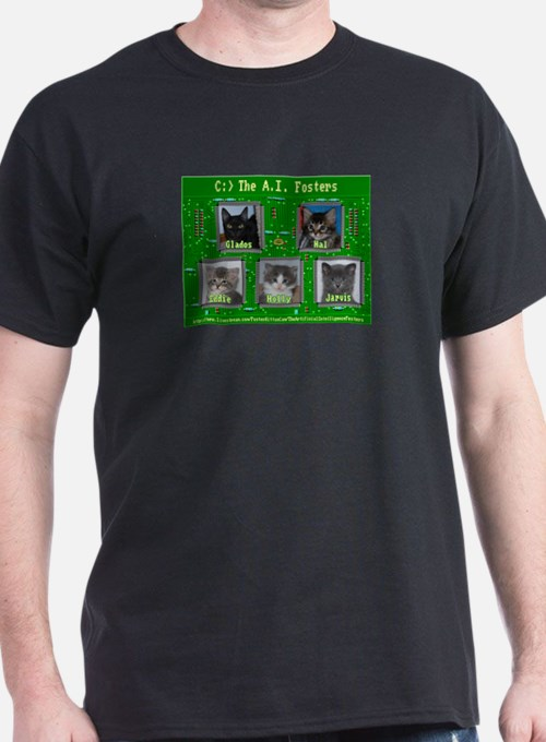 Motherboard Of AI Fosters T-Shirt
