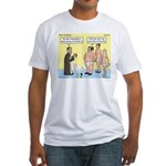 Sumo Theologica Fitted T-Shirt