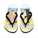 Sumo Theologica Flip Flops