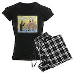 Sumo Theologica Women's Dark Pajamas