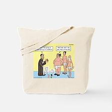 Sumo Theologica Tote Bag