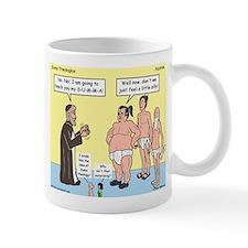 Sumo Theologica Small Mug