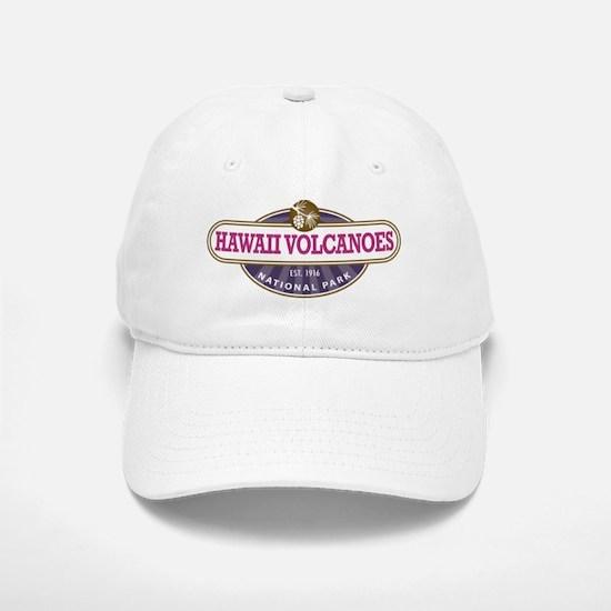 Hawaii Volcanoes National Park Baseball Baseball Baseball Cap