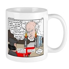 Luther in Oz Small Small Mug