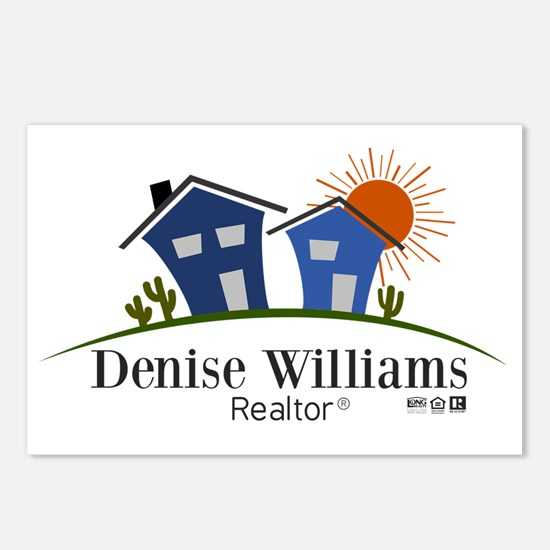 Denise Williams Realtor Postcards (Package of 8)