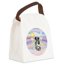 R-Clouds-Catahoula LD Angel Canvas Lunch Bag