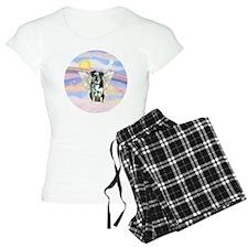 R-Clouds-Catahoula LD Angel Pajamas