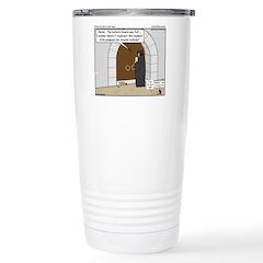Wittenburg Door Stainless Steel Travel Mug