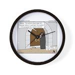 Wittenburg Door Wall Clock