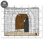 Wittenburg Door Puzzle