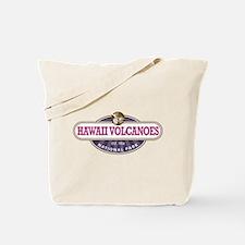 Hawaii Volcanoes National Park Tote Bag
