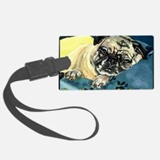 Pugs Are Soft Luggage Tag
