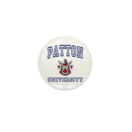 PATTON University Mini Button (10 pack)