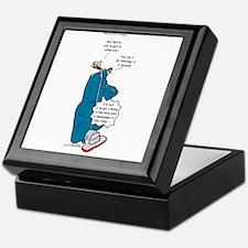 Barths Vacuum Keepsake Box