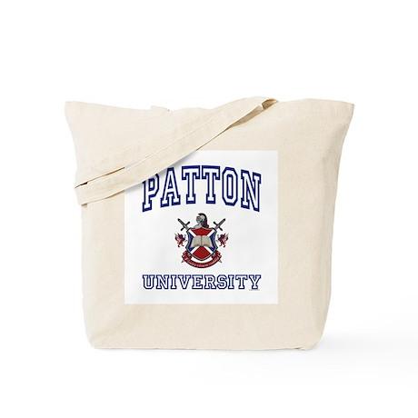 PATTON University Tote Bag