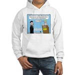 Calvin and Predestination Hooded Sweatshirt