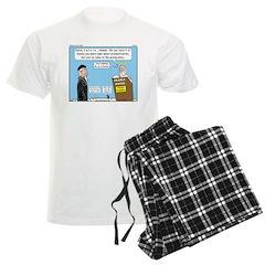 Calvin and Predestination Pajamas