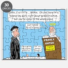 Calvin and Predestination Puzzle