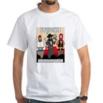 Offering Pirates White T-Shirt