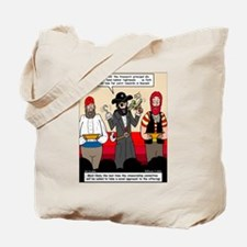 Offering Pirates Tote Bag