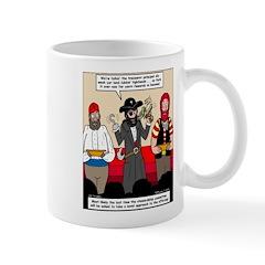 Offering Pirates Mug