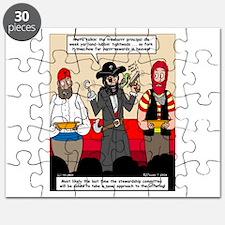 Offering Pirates Puzzle