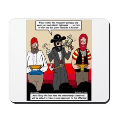 Offering Pirates Mousepad
