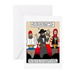 Offering Pirates Greeting Cards (Pk of 10)