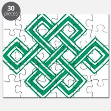 Endless_Knot_Green Puzzle