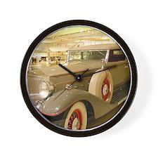 1933 Packard Sedan Wall Clock