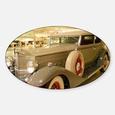 1933 Packard Sedan Decal