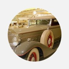 1933 Packard Sedan Round Ornament