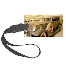 1933 Packard Sedan Luggage Tag