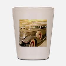 1933 Packard Sedan Shot Glass