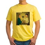 Bad Committee Practices Yellow T-Shirt