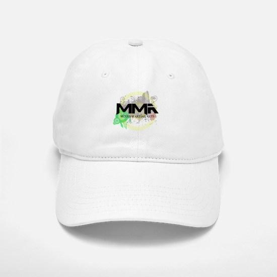 Mixed Martial Arts Graffiti Baseball Baseball Baseball Cap