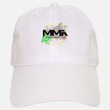 Mixed Martial Arts Graffiti Baseball Cap