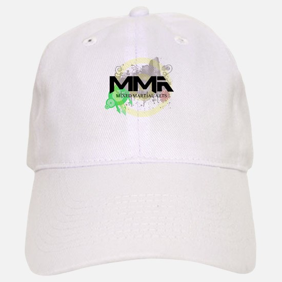 Mixed Martial Arts Graffiti Baseball Cap