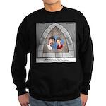 Stained Glass Window Sweatshirt (dark)