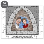 Stained Glass Window Puzzle