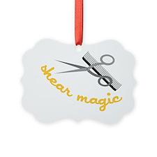 Shear Magic Ornament