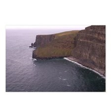 Cliffs in Ireland Postcards (Package of 8)
