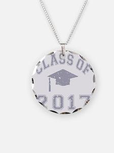 CO2017 Cap Distr Grey Necklace