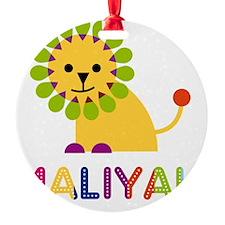 Maliyah-the-lion Ornament