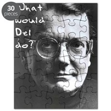 What Would Del Do? Puzzle